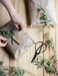 15 DIY natural Christmas gift wrapping ideas | My Cosy Retreat