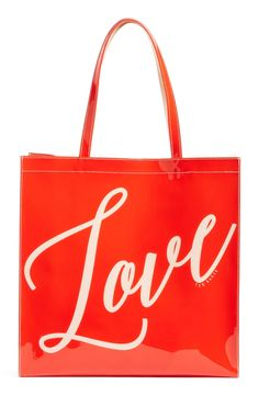 Large Love Icon Tote