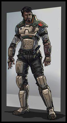 Rebel General Starkiller by Gaugex on @DeviantArt