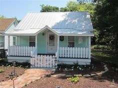 southport nc | 512 N Caswell Ave, Southport, NC 28461 - Zillow Small Cottages, Maybe Someday, Starter Home, Southport, New Life, Tiny House, Places To Go, Shed, Houses