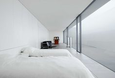 The 'Minimalist House' Definitely Lives Up To Its Name.