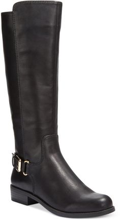 659d6990a0dc Alfani Jarabina Tall Wide Calf Boots, Only at Macy s Shoes - Boots - Macy s
