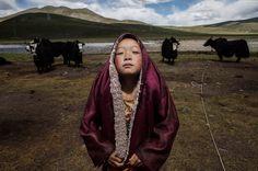 1er Prix Peuple : Kevin Frayer - L'Œil de la photographie