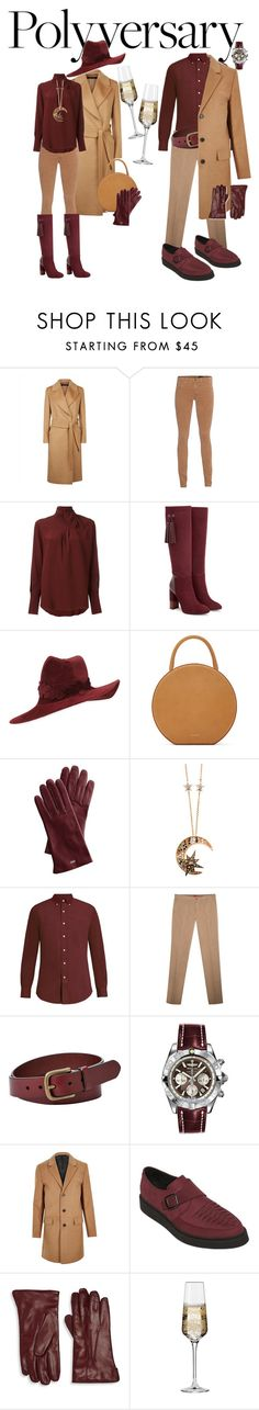 """""""Celebrate Our 10th Polyversary!"""" by natafashion-me ❤ liked on Polyvore featuring Jaeger, AG Adriano Goldschmied, Chloé, Aquatalia by Marvin K., Philip Treacy, Mansur Gavriel, Mark & Graham, Roberto Cavalli, Polo Ralph Lauren and Missoni"""