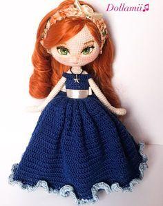 Mesmerizing Crochet an Amigurumi Rabbit Ideas. Lovely Crochet an Amigurumi Rabbit Ideas. Crochet Dolls Free Patterns, Crochet Doll Pattern, Doll Patterns, Amigurumi Patterns, Crochet Doll Clothes, Crochet Toys, Crochet Fairy, Tilda Toy, Yarn Dolls
