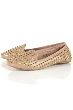 MAVERIQ Heavy Studded Slippers