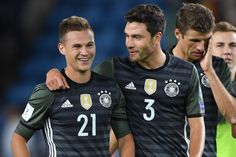 """Germany บนทวิตเตอร์: """"It wasn't bad, was it? You guys voted #Kimmich's maiden…"""