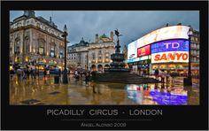 Picadilly Circus - London