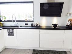 Znalezione obrazy dla zapytania bialo czarne pojemnik kuchenny