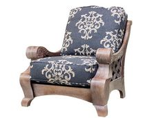 Kindel Furniture Company - Waterfront Lounge Chair by Dale Campbell - 340