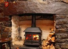 Image result for pub fireplace