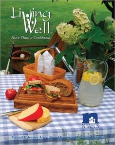 Living Well: More Than a Cookbook