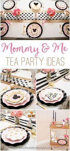 Mommy and Me Tea Par
