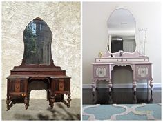 8 Jaw-Dropping Furniture Makeovers - House Beautiful