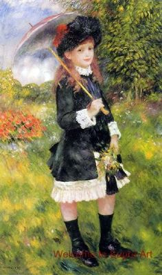 Renoir  I love everything of Renoir.