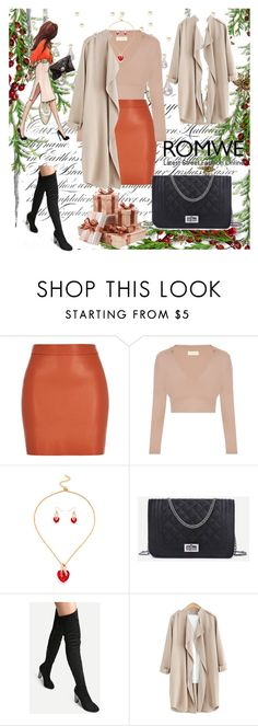 """""""Romwe 5"""" by dinka1-749 ❤ liked on Polyvore featuring River Island"""