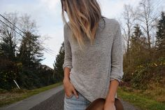 BOYFRIEND JEANS IN THE FALL | HOW TO STYLE -