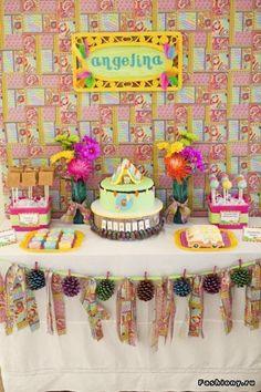 Candy Bar. Красиво оформленый сладкий стол! / candy bar детский