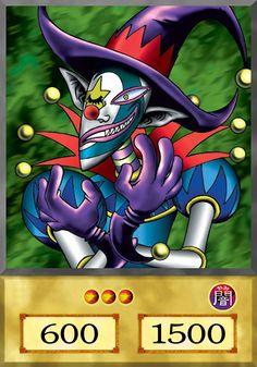 Saggi the Dark Clown [Anime] by YugiohFreakster