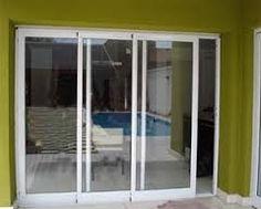 Resultado de imagen para puertas y ventanas de aluminio