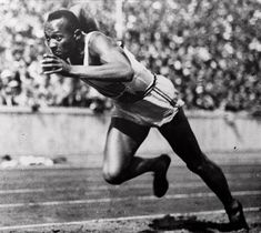 Jesse Owens. No hace falta decir nada más
