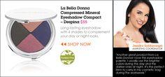 La Bella Donna   Compressed Mineral   Eyeshadow Compact – Despina $55