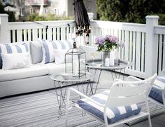 Terrace fence