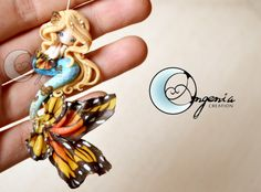 Angenia Creations: tra sirene angeniose e sirenfarfalle :)