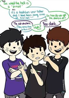 YouTube YouTuber Dan Howell danisnotonfire amazingphil< THIS IS THE MOST CUTE THING IN THE WORLD