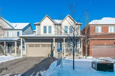Online virtual tour for property address 2408 Winlord Place, Oshawa ON Virtual Tour, Tours, Mansions, House Styles, Places, Home Decor, Decoration Home, Room Decor, Fancy Houses