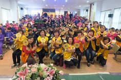 Multiple District 300F #LionsClubs (Taiwan) held an anti-drug presentation and gave out umbrellas