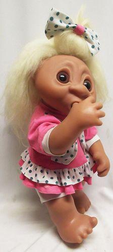 Greta Norfin Dam Troll Doll!