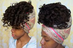 """Preserving My Flexi Rod Set by """"Pineappling"""" 