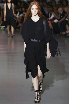 Milan Fashion Week Day 2 Costume National Spring/Summer 2015  Ready to wear  18 September 2014