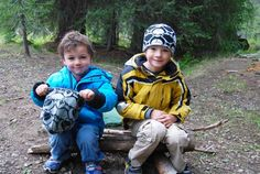 Camping with Toddlers - Secrets for Success