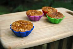 Carrot Cake Protein Muffins | Megster Meter