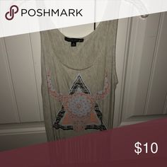 living doll tank can wear this at a festival. looks very western living doll Tops Tank Tops