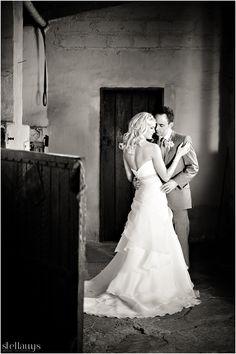 Tarryn & Richard's wedding at Oakfield Farm_The Stables Farm Wedding, Wedding Ideas, Industrial Wedding, Stables, One Shoulder Wedding Dress, Wedding Photography, Romantic, Bride, Wedding Dresses