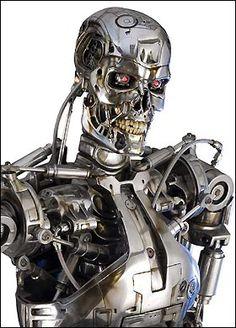 Robot from The Terminator Intelligent Robot, Intelligent Technology, Zbrush, Film Sf, Ray Kurzweil, Web Design Trends, Human Emotions, Arnold Schwarzenegger, Artificial Intelligence