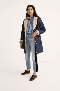 b9830330f6f199 Madewell Fall 2018 Ready-to-Wear Collection - Vogue Autumn Fashion 2018