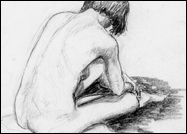 Art Drawing Lesson - Exercises with graphite pencils, line control and properties