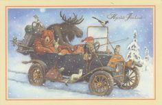 Christmas Ride    By Kjell E. Midthun