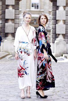 kimonos and kaftans