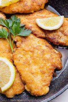 Veal Recipes, Chicken Recipes, Cooking Recipes, Turkey Recipes, Cooks Country Recipes, Mexican Food Recipes, Dinner Recipes, Dinner Entrees, Lemon Chicken Piccata