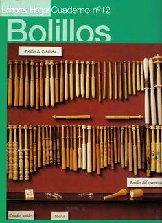 Recopilacion de Lecciones de Encaje a Bolillos de Labores del Hogar, Cuaderno Bolillos - susfefa - Picasa Webalbumok