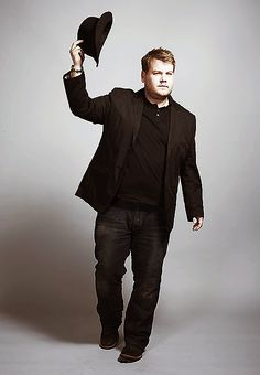 """James Corden from """"into the woods"""""""