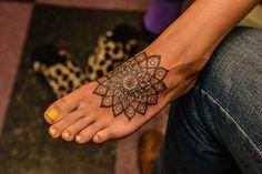 mandala tattoo ankle - Google Search