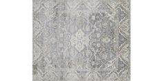 Loll Imperial Collection IM-03 Slate Viscose, India $1500-2500.  Foothill Project living room