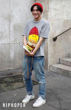 츠지 나카무라 > Street Fashion | 힙합퍼