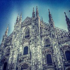 Stunning #Duomo Milano Atemberaubender Mailänder Dom - NY-PAMILO TV